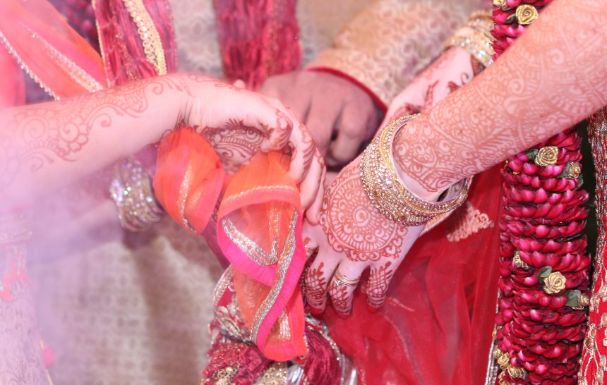 3 marriages - our Hindu marriage