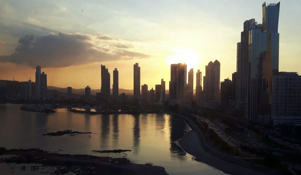 Short and Perfect Holiday in Panama: city view
