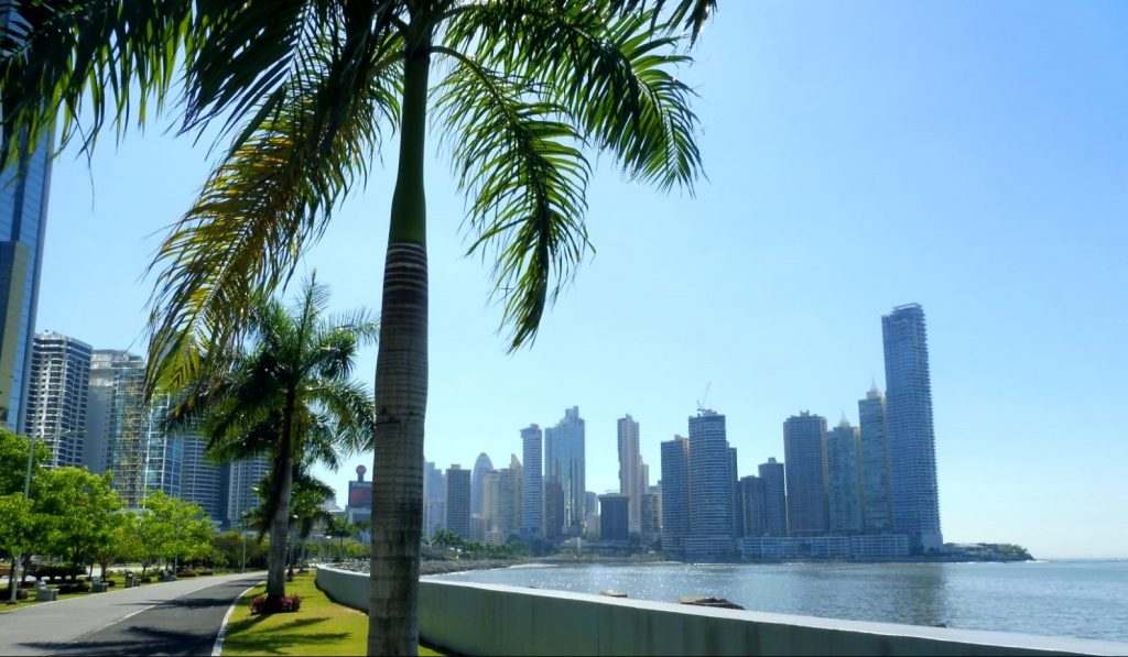 Short and Perfect Holiday in Panama: coastline