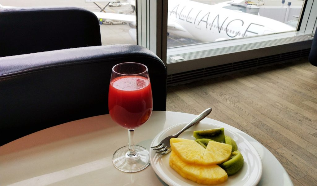 Air Travel Business Lounge