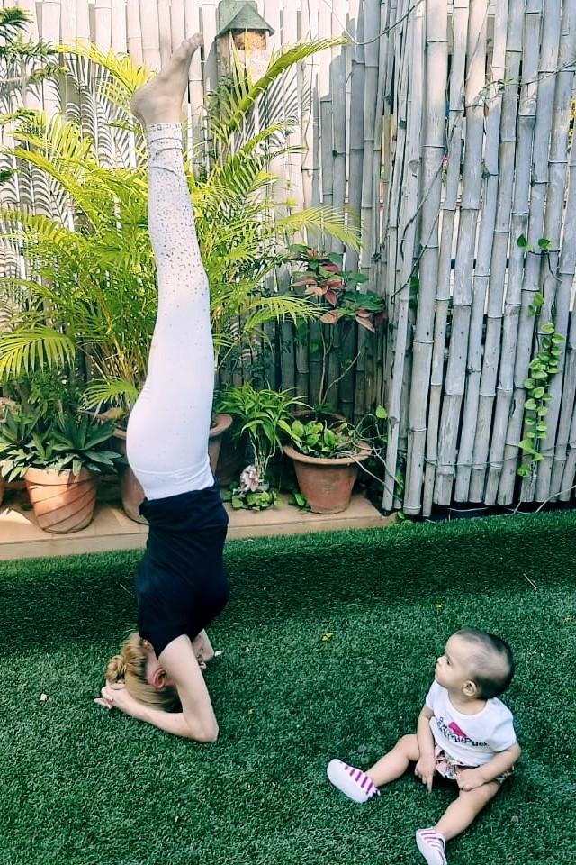 Balanced Lifestyle Headstand