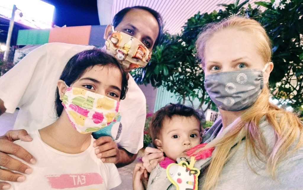 Practical Pandemic Tips Flying Internationally Family