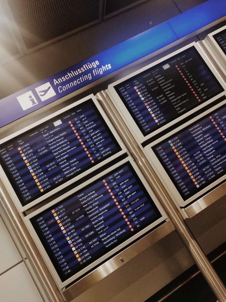 Practical Pandemic Tips Flying Internationally Flights