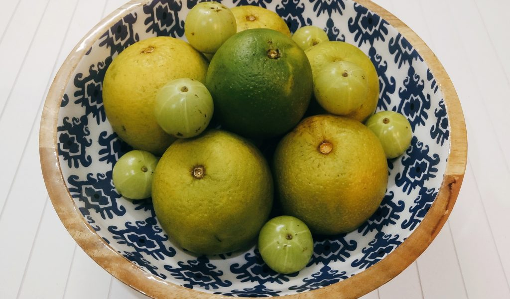 Best fruits of Asia Amla and Mosambi