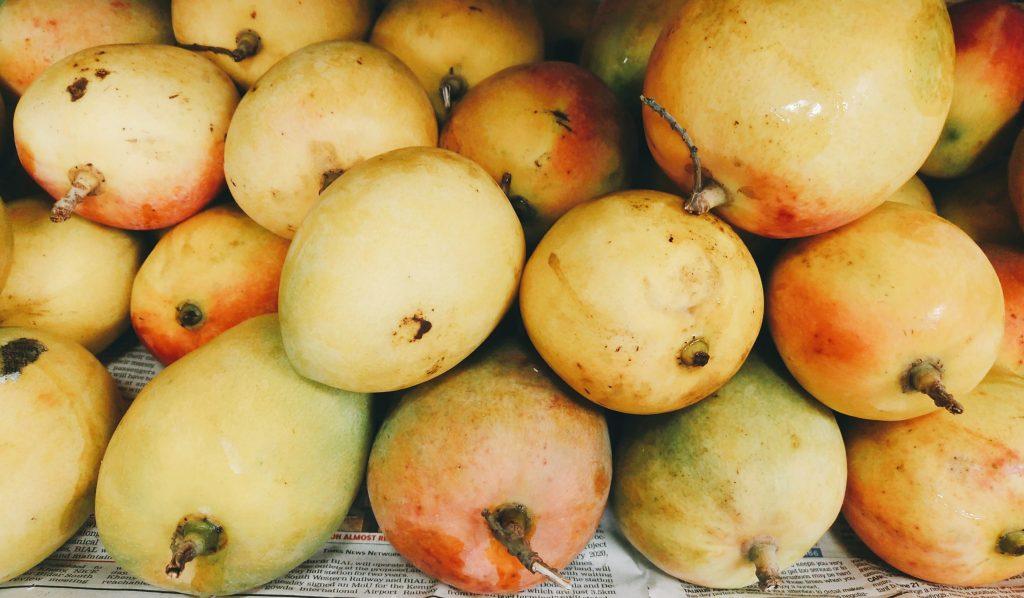 Best fruits in Asia mango