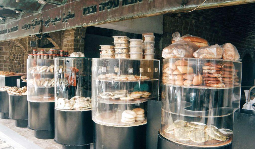 Tel Aviv Travel Insider Bread in Old Jaffa