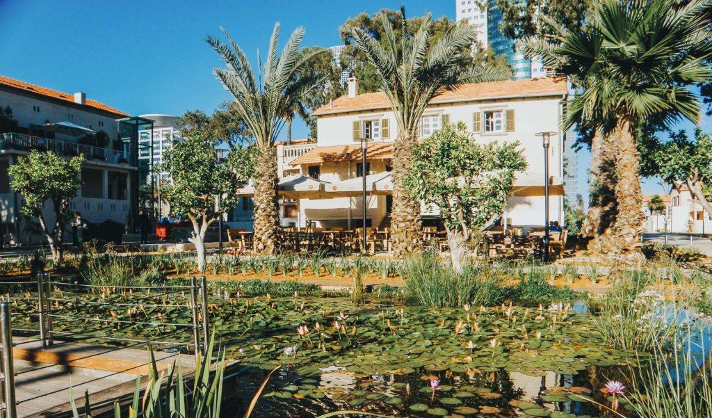 Tel Aviv Travel Insider Sarona