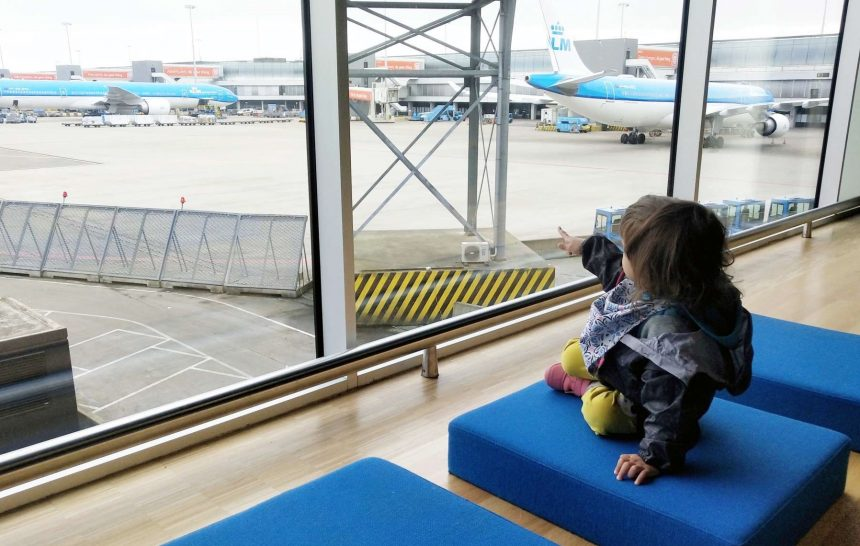 Traveling Alone with Children