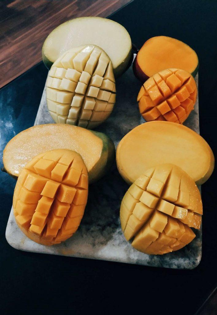 Shaping Mango