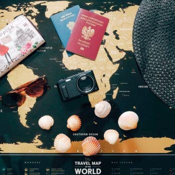 Travel Planning Map