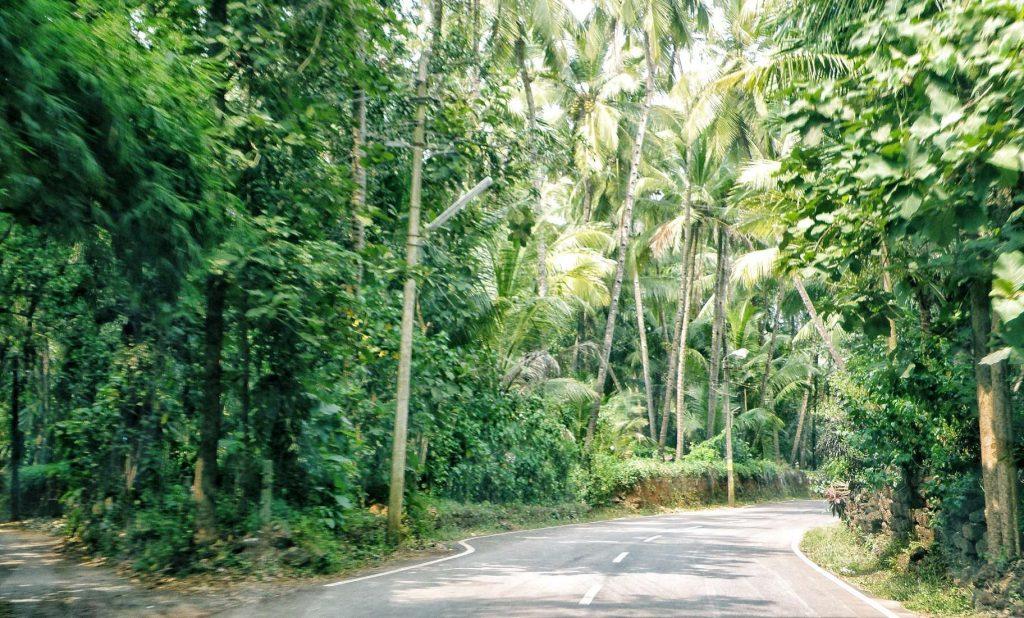 Roads in Goa